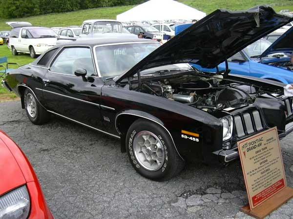 1973 Pontiac A